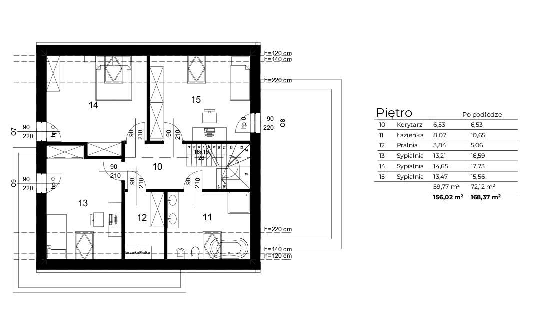 Czarowna23-Pietro-Rzut-2D
